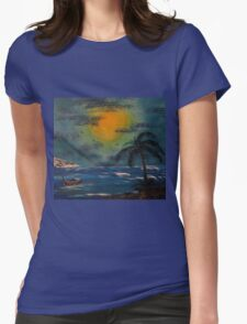 Lost Womens Fitted T-Shirt