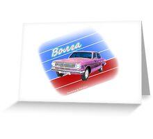Volga Greeting Card