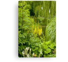 Peace Palace Canvas Print