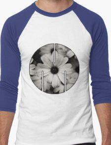 MSFTS + FLWRS Men's Baseball ¾ T-Shirt