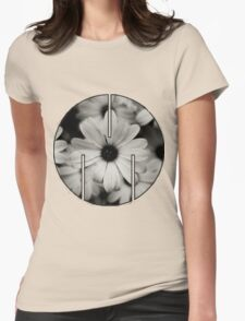 MSFTS + FLWRS Womens Fitted T-Shirt