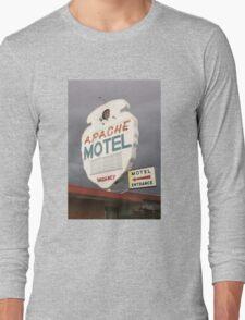 Apache Motel Long Sleeve T-Shirt