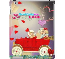 Smiling for Love iPad Case/Skin