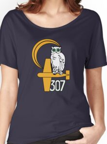 No. 307 Polish Night Fighter Squadron - RAF (Historical) Women's Relaxed Fit T-Shirt