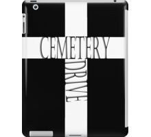 My Chemical Romance Poster Cemetery Drive iPad Case/Skin