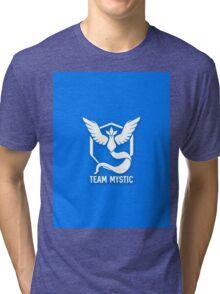 Team Mystic - Pokémon Go Tri-blend T-Shirt