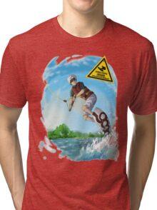 Wakeboard Thulba Tri-blend T-Shirt