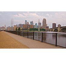 Minneapolis, MN 121 Photographic Print