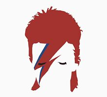 David bowie T-shirt - red hair  Unisex T-Shirt