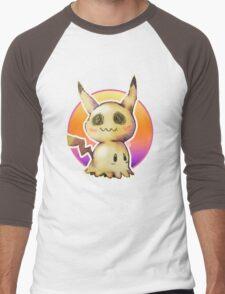 Mimikkyu (Pokémon) Men's Baseball ¾ T-Shirt