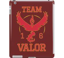 Team Valor Pokemon Go iPad Case/Skin