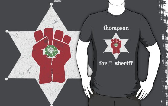 Thompson For Sheriff by rigg