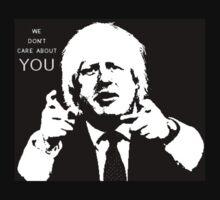 Boris Johnson says what he thinks T-Shirt