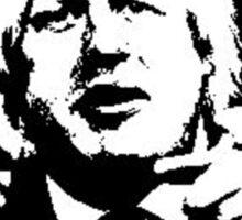 Boris Johnson says what he thinks Sticker
