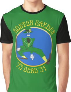 Boston Garden Shakedown Graphic T-Shirt
