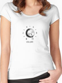 Turn it to 11 Women's Fitted Scoop T-Shirt