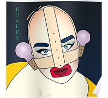 leigh bowery Poster