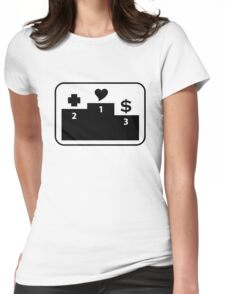 Preferences in Life Womens Fitted T-Shirt