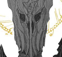 Sauron Black Speech Sticker