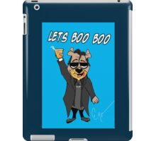 Lets Boo Boo 2 iPad Case/Skin