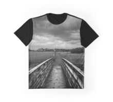 A Bridge to Nowhere Graphic T-Shirt