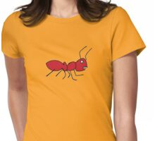 Angry Angry Ant Womens Fitted T-Shirt