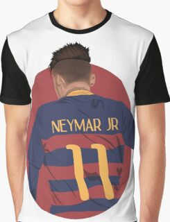 Neymar Jr Graphic T-Shirt
