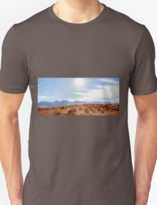Panorama of Valley of Fire State Park, Nevada Unisex T-Shirt