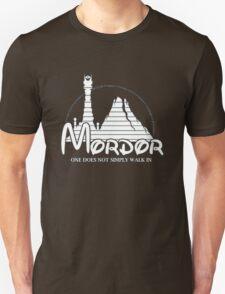 Parody mordor Unisex T-Shirt