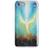 Light Angel Rising iPhone Case/Skin