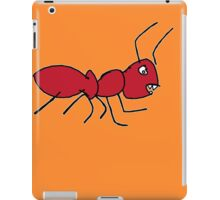 Angry Angry Ant iPad Case/Skin