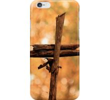 Cross iPhone Case/Skin