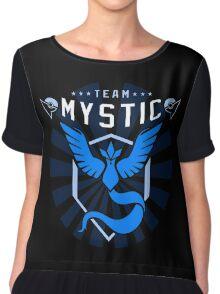 Team Mystic Chiffon Top