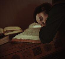 Studying by UkiyoTH