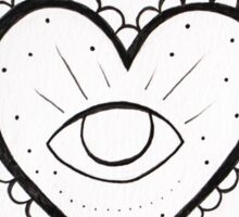 Third Eye (Florence + the Machine) Sticker