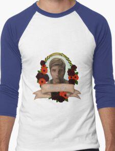 Kieren Walker (Bambi Eyes) Men's Baseball ¾ T-Shirt