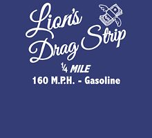 Lions Drag Strip - 1/4 Mile Unisex T-Shirt