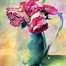 Watercolor Still Life by Jessica Jenney
