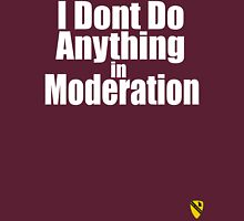 Moderation - Rave Veteran Unisex T-Shirt