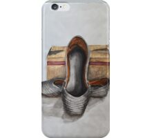 Urban shoes iPhone Case/Skin
