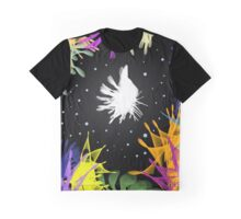 Brush Jungle Graphic T-Shirt