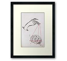 The Handler #1 (Muse) Framed Print