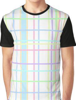 Fun Grid Graphic T-Shirt