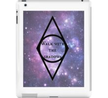 Skyrim Thieves Guild/Nightingale Symbol and Saying iPad Case/Skin