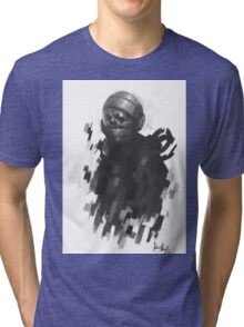 shadow jumper Tri-blend T-Shirt