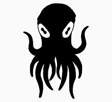 Black Octopus Unisex T-Shirt