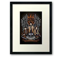 Hunters - Print Framed Print