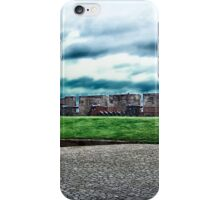 Castle cannons iPhone Case/Skin