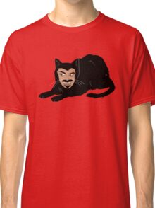Vlad the Cat (Green) Classic T-Shirt