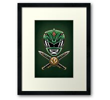 Dragonzord Power - Print Framed Print